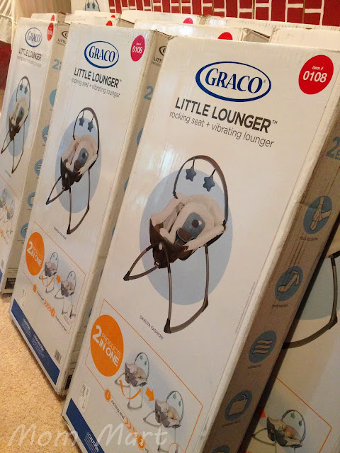 #Graco15ForMe Little Lounger