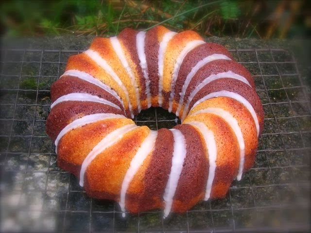 Chocolate Orange Bundt