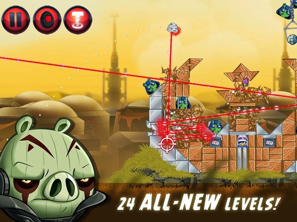 Angry Birds Star Wars II v1.7.1