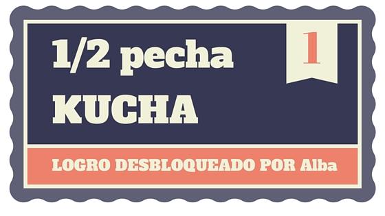 Insignia de Pecha Kucha.