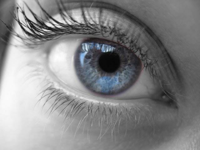 ojo, astaxantina natural