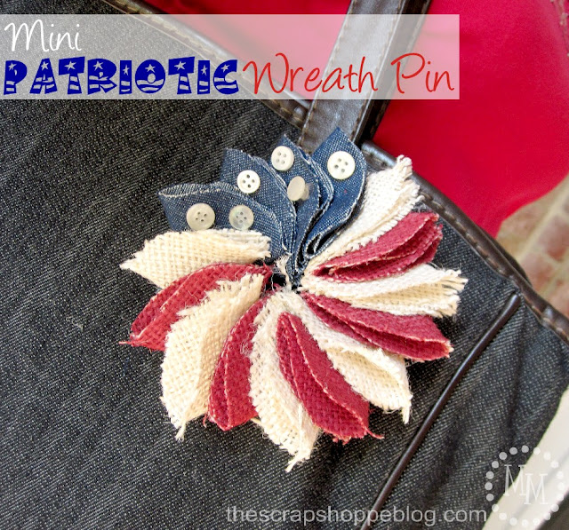 patriotic project pinwheel