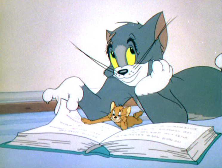 tom and jerry i