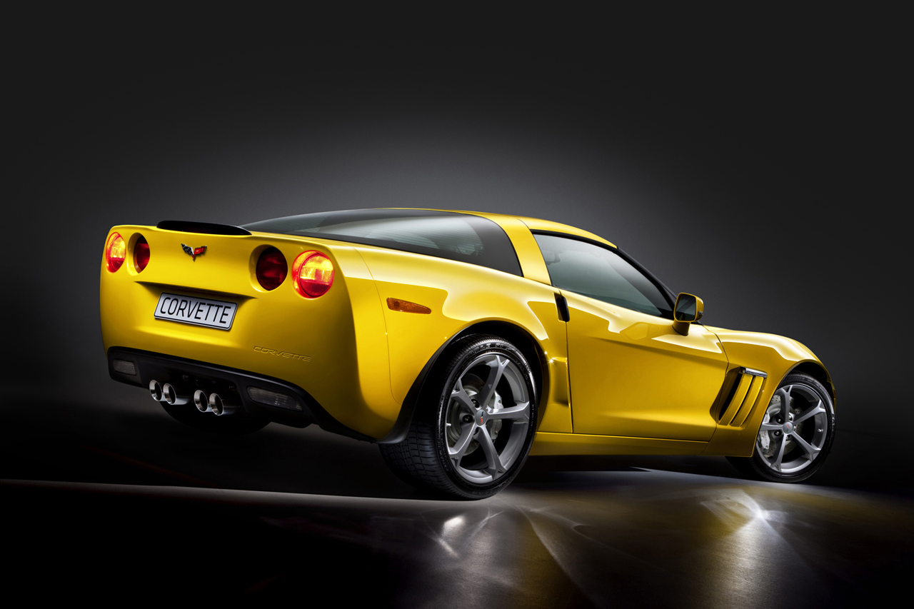 169 Automotiveblogz 60 Years Of Corvette Photos
