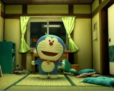 Film Doraemon akan hadir dalam format 3D untuk pertama kalinya pada 2014 nanti