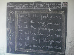 BLACKBOARD GRAFITTI