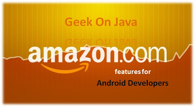 Amazon Appstore has a number of unique features compared with the more well-established Android Market, Amazon Appstore Features for Android Developers