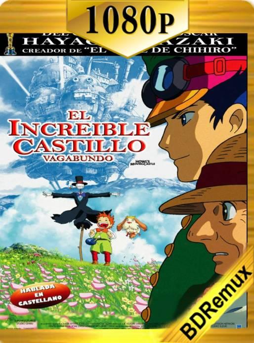 EL INCREÍBLE CASTILLO VAGABUNDO (2004) Remux [1080p] [Latino] [GoogleDrive]