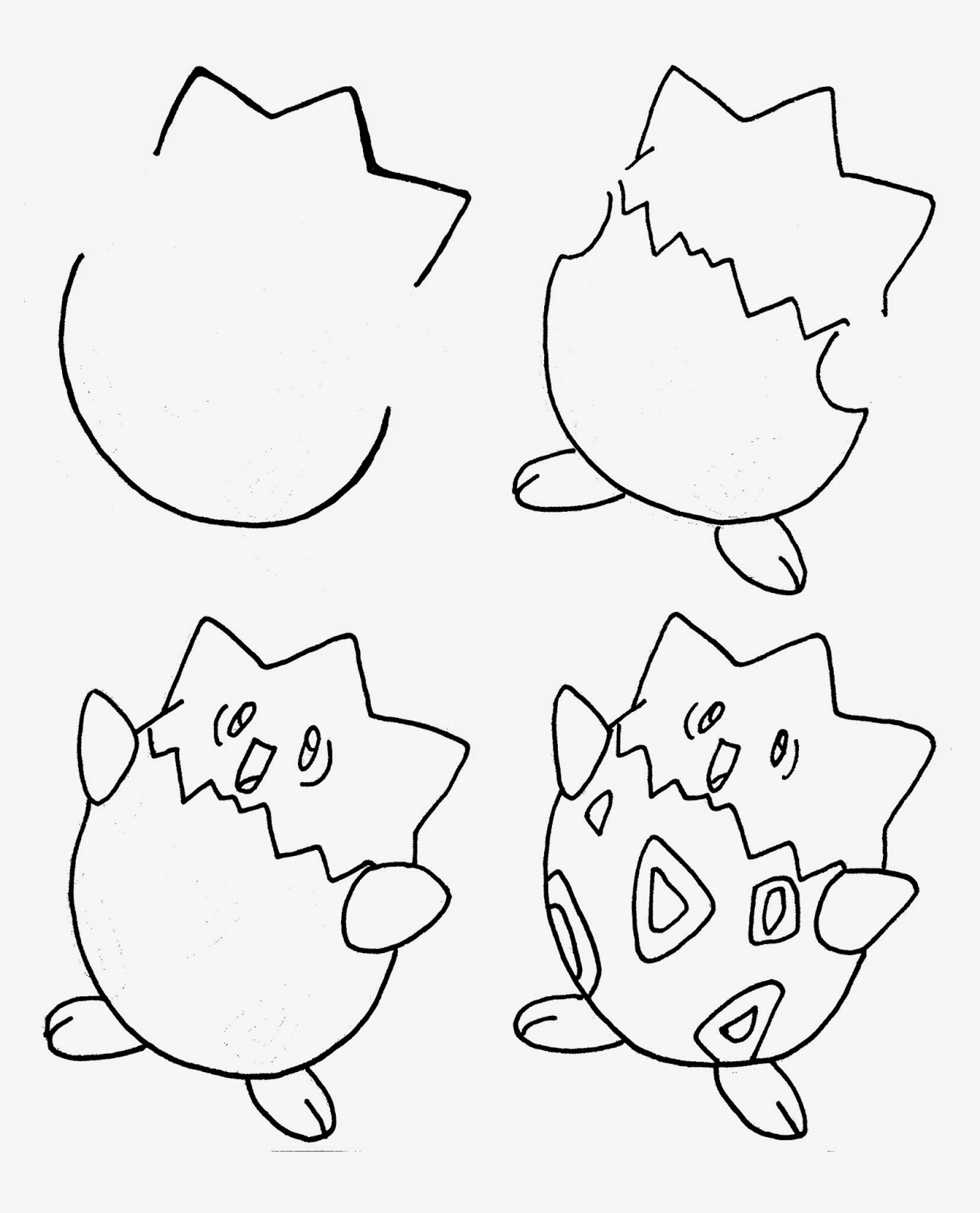 Uncategorized Simple Pokemon To Draw new pokemon drawing guides daryl hobson artwork the tail is a simple rounded triangle off to one side of psyduck and lastly webbed feet are two large w shapes positioned suit your design