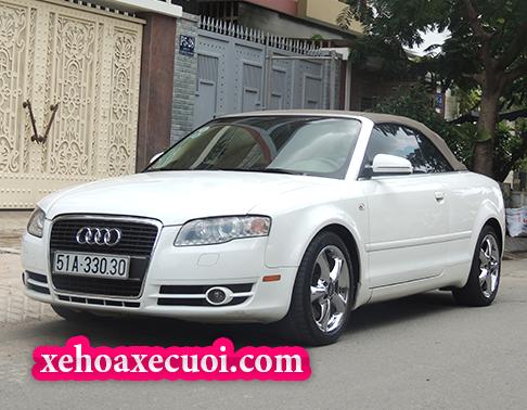 Cho thuê xe tháng Audi A4