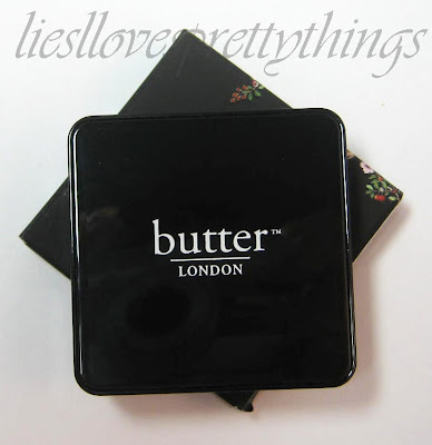 Butter London Cheeky Cream Blush Naughty Biscuit