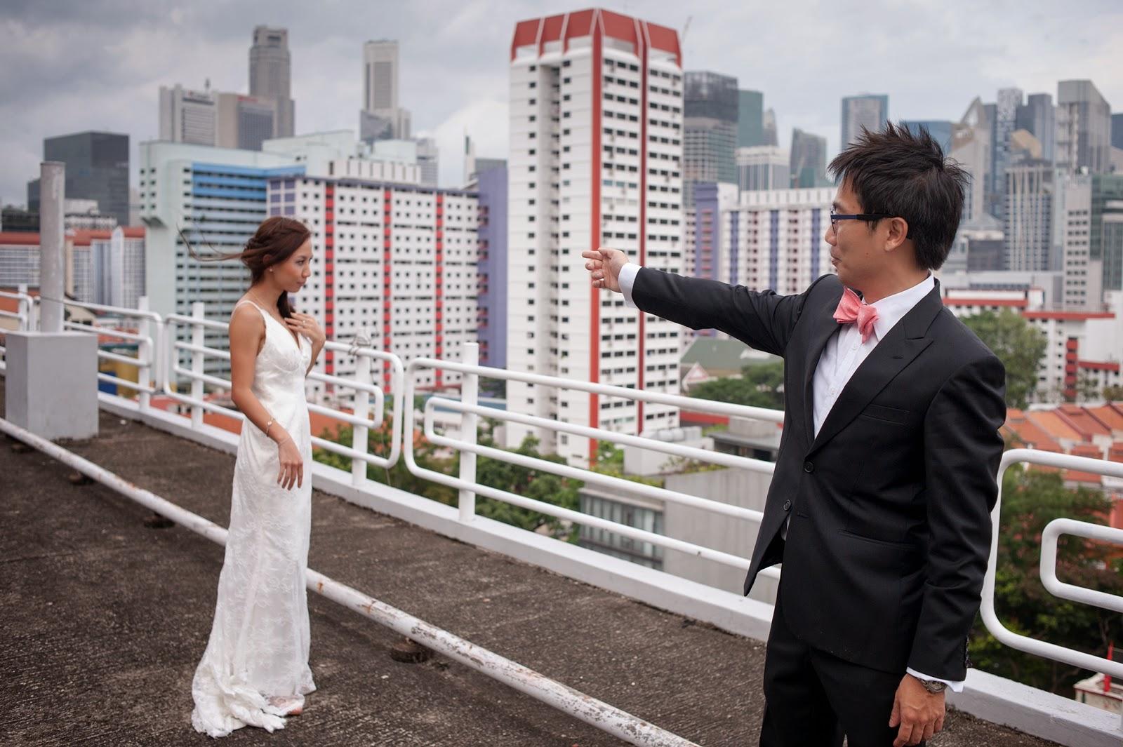 singapore pre wedding photography