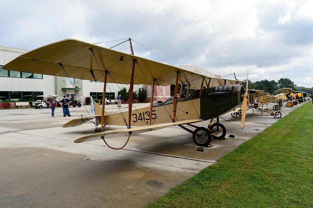 Curtiss JN-40 Jenny 1918 Biplane