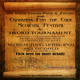 Sea of Gold Medieval Fair