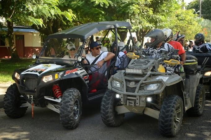 Rally aventura por Boyacá y Casanare se cumplió con rotundo éxito
