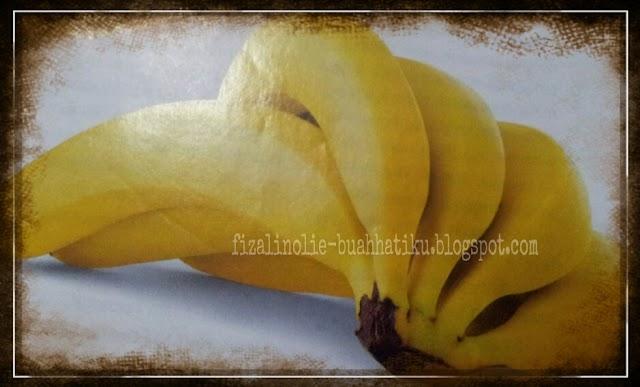 Banyakkah kelebihan pisang kepada bayi?