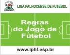 Regras de jogo de Futebol 2010/2011