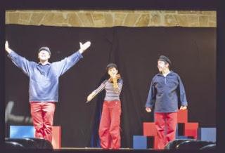 Gaboche Polmene d'arnaudy clown théâtre