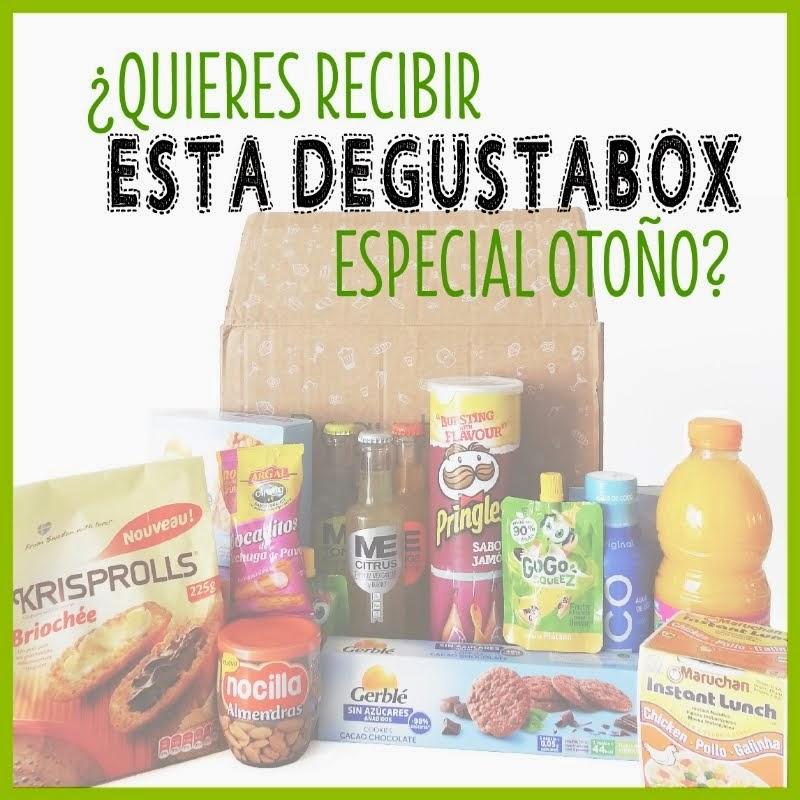 Degustabox Especial Otoño