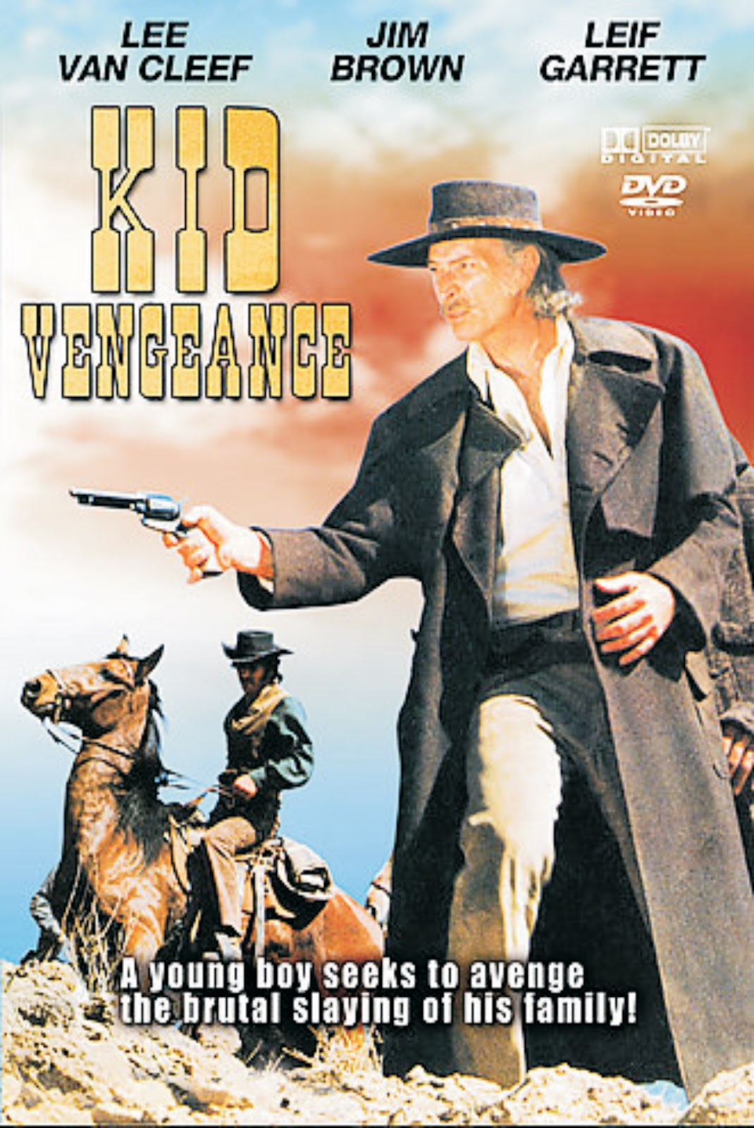 LA VENGANZA (KID VENGEANCE) (1977)