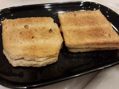 Kaya Toast at Wang Cafe Orchard Gateway Singapore