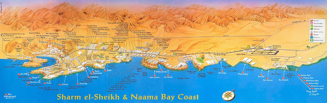 Sharm el Sheikh and Naama Bay Coast