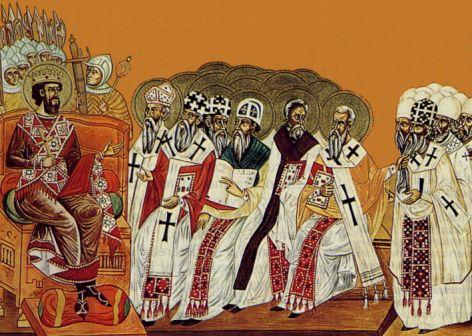 Sursum Corda: Concílio de Calcedônia (IV Concílio Ecumênico) em ...