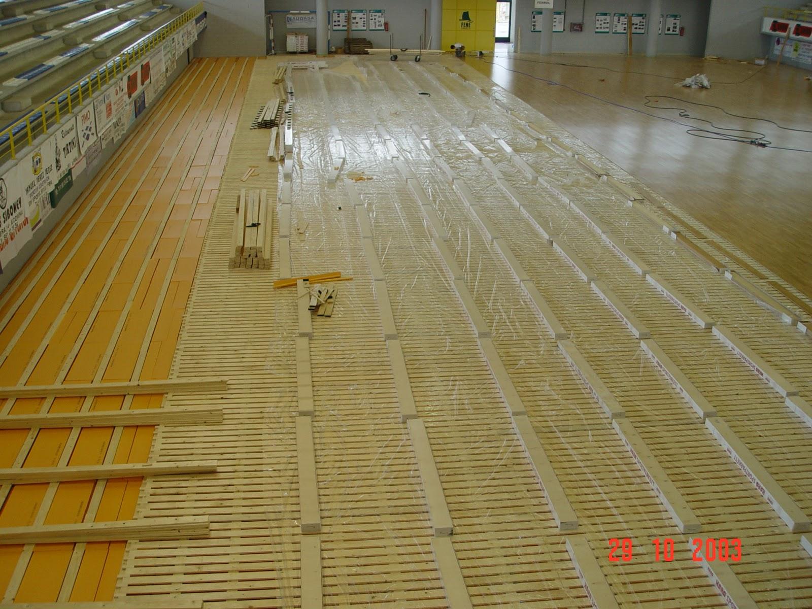 4desport febrero 2013 - Linoleo pavimento ...