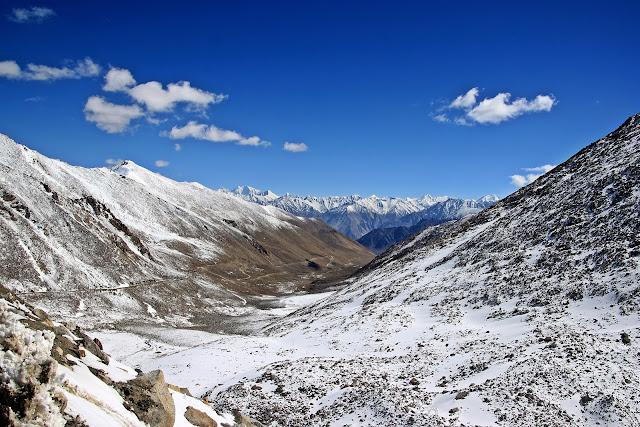 carretera Kardhung La Pass, de Leh a Hunder, Vall del Nubra