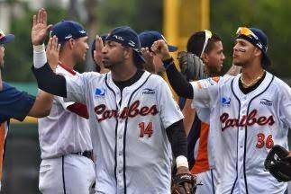 Venezuela derrota a México y termina invicto la primera fase de la Serie del Caribe