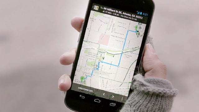 غوغل توفر خدمة خرائط من دون إنترنت