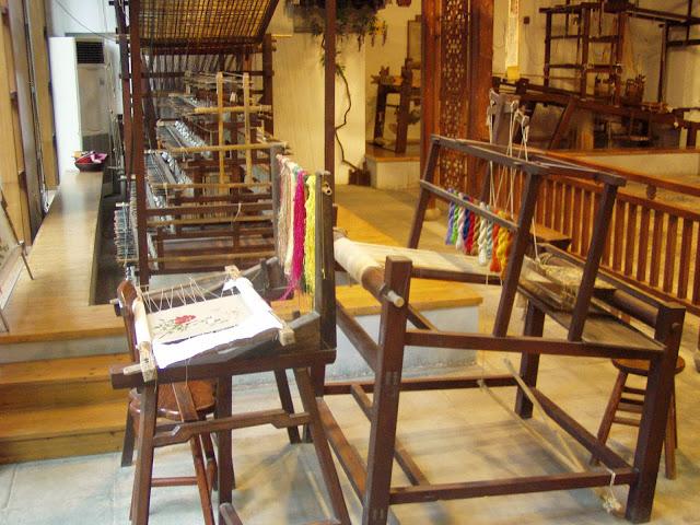 Suzhou Silk traditional production
