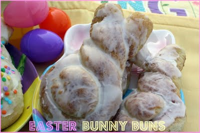 The Better Baker: Easter nests and more....