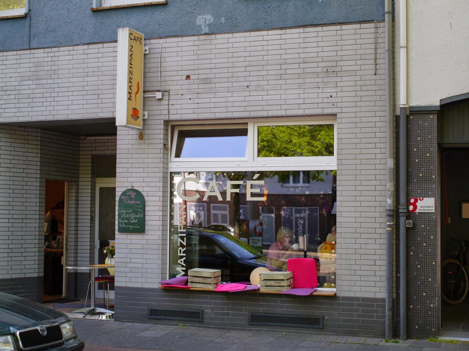 caf marzipan in krefeld. Black Bedroom Furniture Sets. Home Design Ideas
