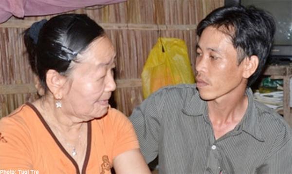 Nguyen Thi Phuong dan suaminya