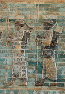 Persian Soldiers