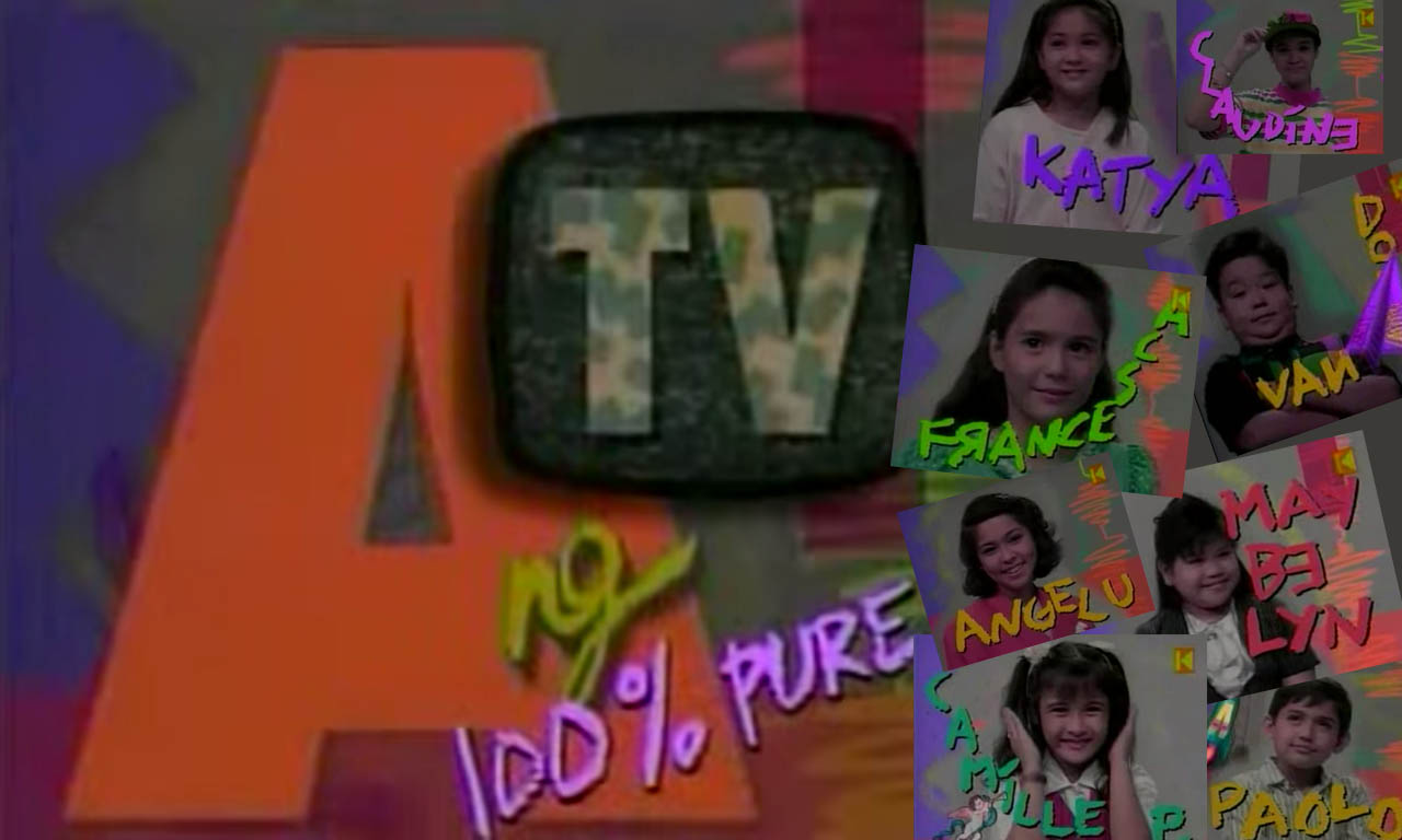 Ang TV ABS-CBN Youth-Oriented Kids Gag Variety Show 90's Retro Pilipinas Feature