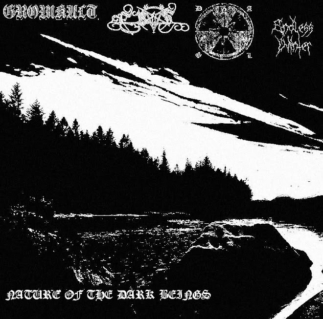 Gromkult / Eris /Dna Evol /Endless Winter -Nature of the dark begins -