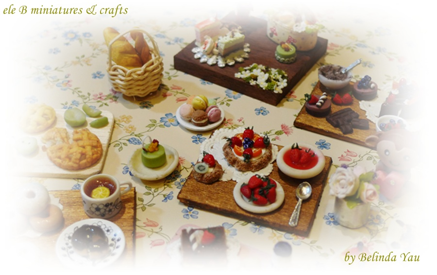 ele B Miniatures and Crafts