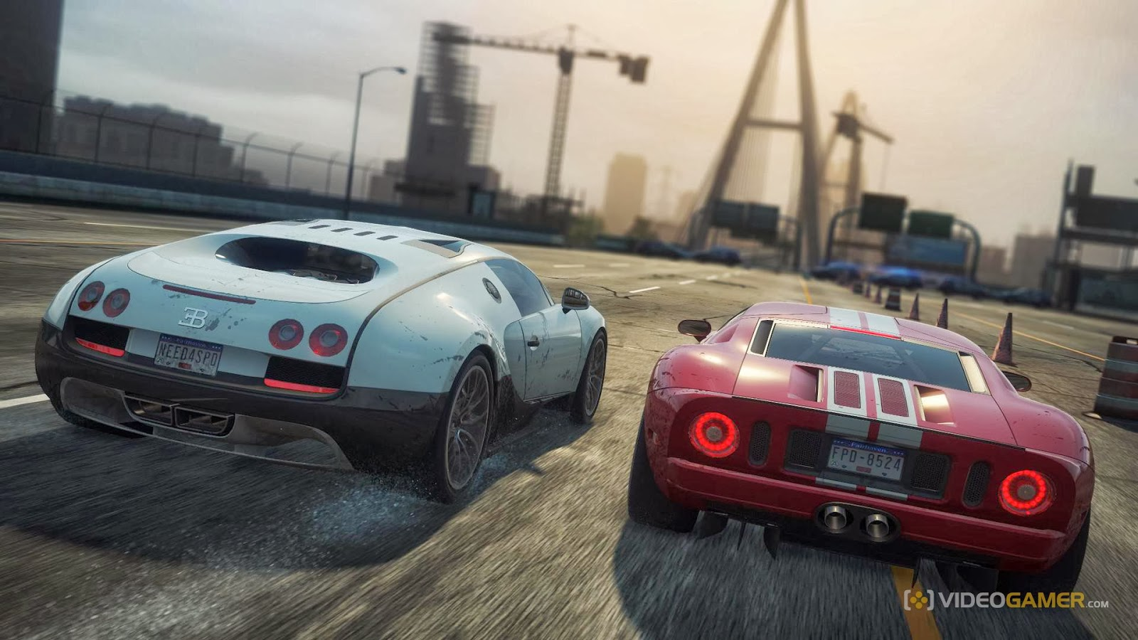 Highly Compressed Pc Games Download : NFS Most Wanted 2 ...