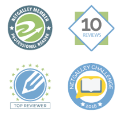 Badge NetGalley