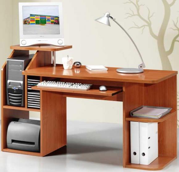 Dise os de mesa de ordenador i andromeda Mesas de ordenador de diseno