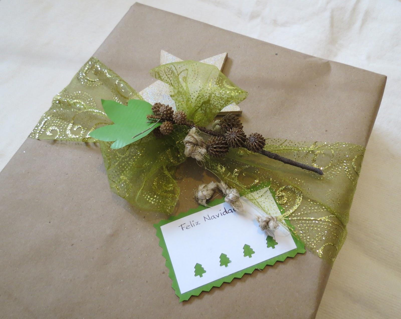 Ideashot ideas para envolver tus regalos navide os - Ideas para envolver regalos navidenos ...