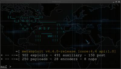 Cara Install Metasploit Framework di Ubuntu