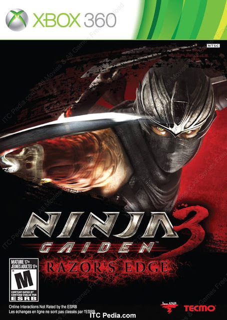 Ninja Gaiden 3: Razor's Edge XBOX360 - COMPLEX