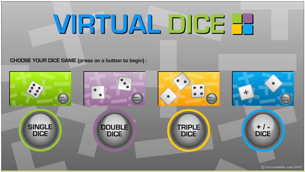 roll 2 dice simulator