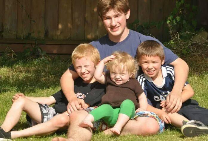 Kyle, Shane, Tj & Arowyn