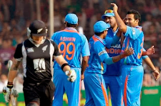 India tour New Zealand Livescores 2014, Ind vs NZ Scorecards, Results