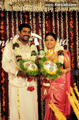 Tamil Serial Actress Wedding Photos