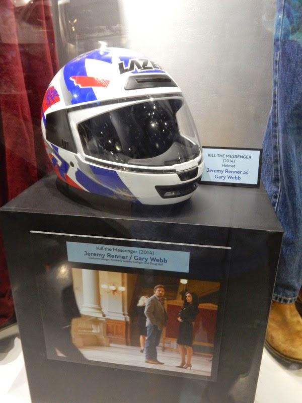 Kill the Messenger motorbike helmet